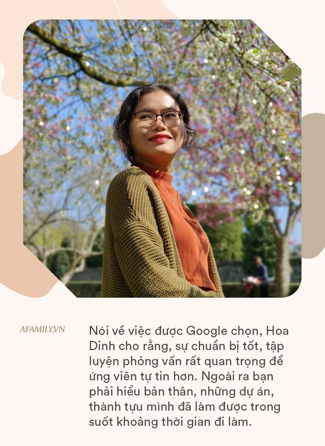 Cô gái tốt nghiệp Thạc sĩ tại NewZealand, được cả Microsoft, Facebook và Google mời làm việc, tiết lộ bí kíp lọt mắt xanh tập đoàn lớn - Ảnh 4.