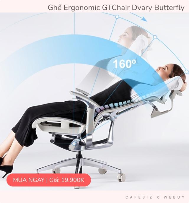 Không chọn bàn ghế kiểu Thái Công, vậy dân IT cần gì? - Ảnh 7.