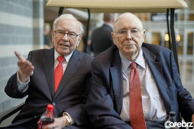 Warren Buffett và Charles Munger không cãi nhau trong suốt 62 năm: Thế giới ghen tị với sự giàu có của họ, tôi ghen tị với trí tuệ của họ - Ảnh 1.