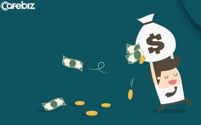 Tiền bạc cho thấy bản lĩnh: 3 tầng kiếm tiền, bạn đang ở tầng mấy? - Ảnh 1.