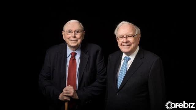 Warren Buffett và Charles Munger không cãi nhau trong suốt 62 năm: Thế giới ghen tị với sự giàu có của họ, tôi ghen tị với trí tuệ của họ - Ảnh 3.
