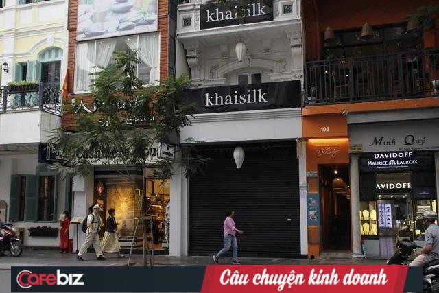 Sau bê bối dùng lụa Tàu dán nhãn Việt, doanh nhân đạo lý Khải Silk làm ăn ra sao? - Ảnh 2.