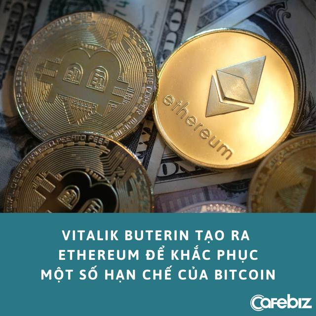 Tỷ phú tiền số trẻ nhất thế giới: Ethereum là smartphone thì Bitcoin chỉ là một ứng dụng trong đó - Ảnh 2.