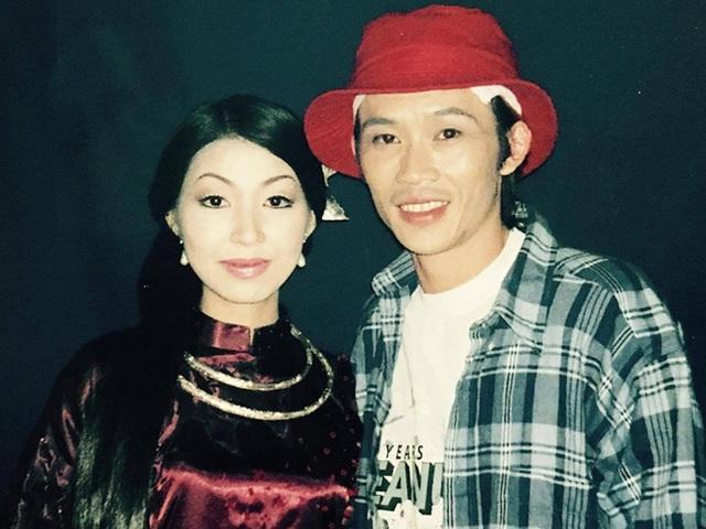 Ca sĩ Hà My tuyên bố: Tôi là vợ Hoài Linh, có tư cách nói chuyện với bà Phương Hằng thay chồng - Ảnh 2.