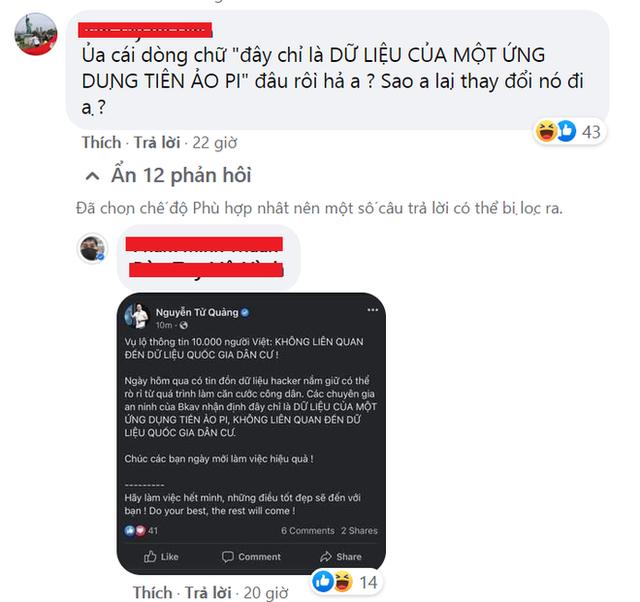 CEO Nguyễn Tử Quảng lẳng lặng cho bài viết bay màu sau nhận định Pi Network bán dữ liệu CMND? - Ảnh 3.