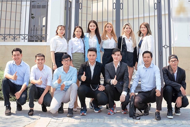 Là trend làm CEO công ty của sao Việt hay họ không muốn tiết lộ kinh doanh gì? - Ảnh 4.