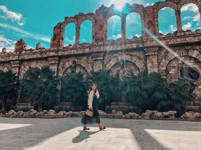 Chẳng cần đến tận trời Tây xa xôi, ở ngay Việt Nam cũng có thể ngắm đấu trường La Mã phiên bản mini đẹp ngỡ ngàng - Ảnh 3.