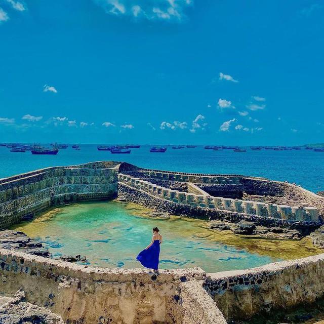 Chẳng cần đến tận trời Tây xa xôi, ở ngay Việt Nam cũng có thể ngắm đấu trường La Mã phiên bản mini đẹp ngỡ ngàng - Ảnh 4.