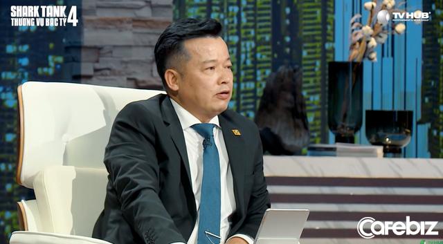 Gặp startup bán công nghệ điều trị ung thư, Shark Việt nhọc nhằn chốt deal đầu tiên: Tưởng đánh đòn phủ đầu chiếm 50% , ai ngờ founder cứng như đá, mặc cả qua lại còn 32% - Ảnh 2.