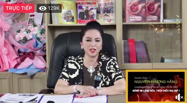 Đến hẹn lại lên, bà Phương Hằng đạt kỷ lục livestream, chỉ thua Độ Mixi - Ảnh 3.