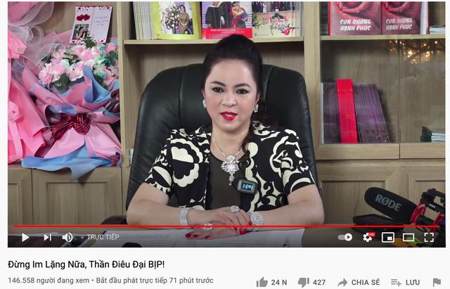 Đến hẹn lại lên, bà Phương Hằng đạt kỷ lục livestream, chỉ thua Độ Mixi - Ảnh 5.