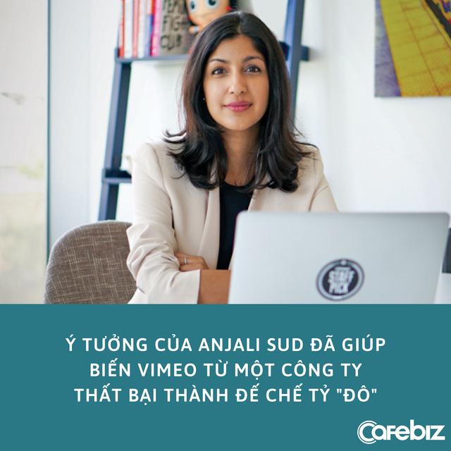 Nữ nhân viên trở thành CEO nhờ biến một công ty thất bại thành đế chế 6 tỷ USD, có hơn 200 triệu người dùng sau vài năm - Ảnh 1.