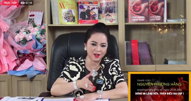 Đến hẹn lại lên, bà Phương Hằng đạt kỷ lục livestream, chỉ thua Độ Mixi - Ảnh 2.