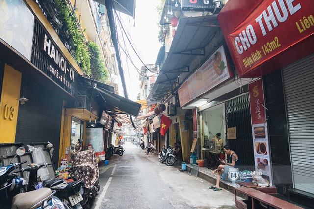 Quán xá Hà Nội thay đổi 180 độ sau công điện hoả tốc: Hàng loạt nơi rục rịch đóng cửa tạm thời, treo biển chỉ bán mang về - Ảnh 5.