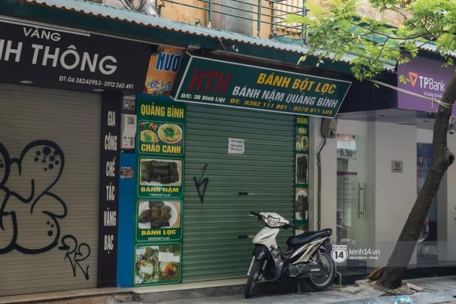 Quán xá Hà Nội thay đổi 180 độ sau công điện hoả tốc: Hàng loạt nơi rục rịch đóng cửa tạm thời, treo biển chỉ bán mang về - Ảnh 6.