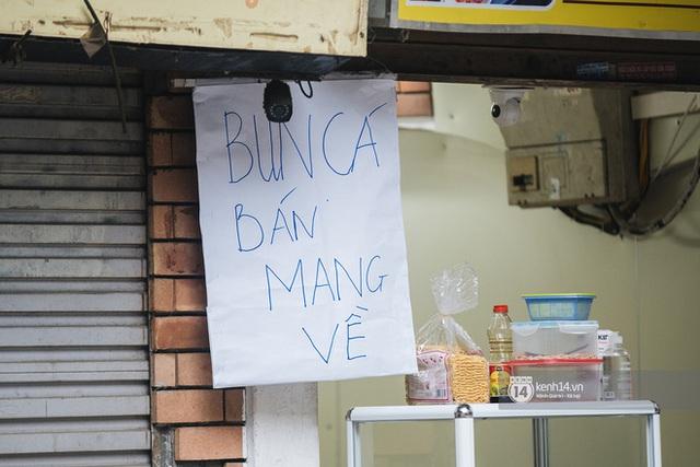 Quán xá Hà Nội thay đổi 180 độ sau công điện hoả tốc: Hàng loạt nơi rục rịch đóng cửa tạm thời, treo biển chỉ bán mang về - Ảnh 7.