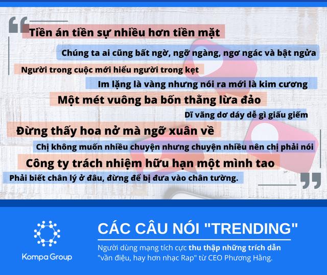Toàn cảnh tác động dữ dội sau buổi livestream của bà Nguyễn Phương Hằng: Hàng loạt kỷ lục được xác lập, bà Hằng xứng danh bà hoàng livestream của Việt Nam - Ảnh 4.