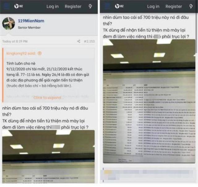 Phát tán thông tin sao kê tài khoản nghi của Hoài Linh, nhân viên ngân hàng MB sẽ bị xử lý thế nào? - Ảnh 1.