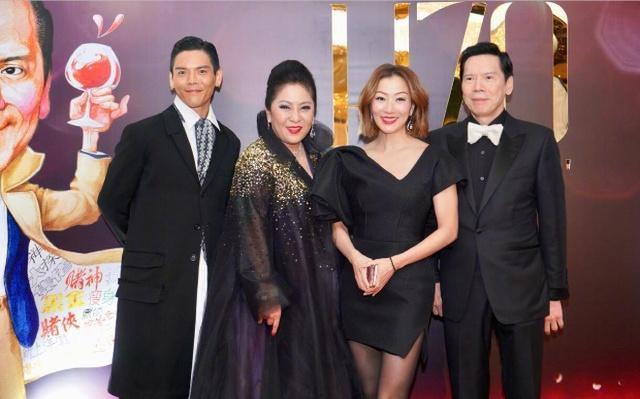 Trần Lam: Đại gia Phương Hằng của Cbiz vạch trần Châu Tinh Trì - Trương Bá Chi, khiến dàn sao nể sợ vì thế lực hùng mạnh - Ảnh 5.