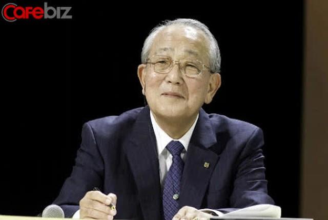 Tiêu chuẩn phán đoán một người có thể nên nghiệp lớn hay không của doanh nhân nổi tiếng Inamori Kazuo: Nhân cách và dám nói dám làm - Ảnh 1.