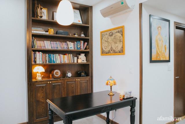 Căn hộ 70m² thay áo mới đậm chất hoài cổ nhờ lấy cảm hứng thiết kế từ phong cách Á Đông ở Sài Gòn - Ảnh 19.