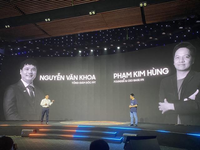FPT hợp tác startup Base, quyết tâm thống lĩnh thị trường chuyển đổi số Việt Nam, dắt tay nhau cùng chinh phục thế giới - Ảnh 2.