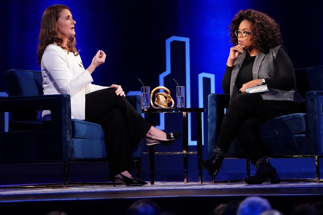 Melinda Gates: Hành trình thoát khỏi cái bóng của người chồng tỷ phú Bill Gates - Ảnh 1.