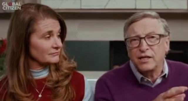 Soi lần cuối cùng xuất hiện bên nhau, dân mạng phát hiện chi tiết cho thấy hôn nhân của vợ chồng tỷ phú Bill Gates đã rạn nứt từ lâu - Ảnh 2.