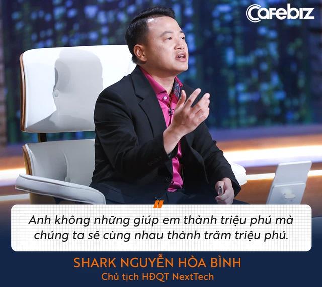 Thuật đàm phán nhìn từ màn gọi vốn của Coolmate: Cục diện thay đổi sau 1 câu 'khích tướng' của Shark Phú, Founder quyết không nhường cá mập dù chỉ 0,5% cổ phần - Ảnh 4.