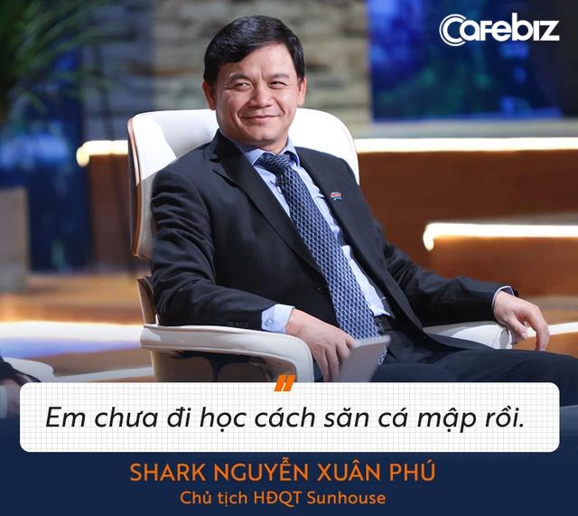 Thuật đàm phán nhìn từ màn gọi vốn của Coolmate: Cục diện thay đổi sau 1 câu 'khích tướng' của Shark Phú, Founder quyết không nhường cá mập dù chỉ 0,5% cổ phần - Ảnh 6.