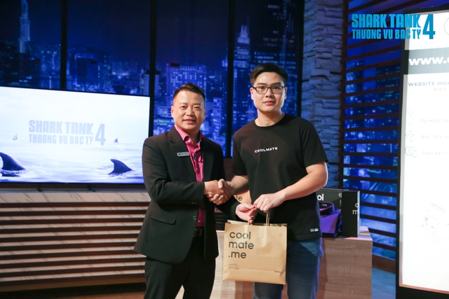 Thuật đàm phán nhìn từ màn gọi vốn của Coolmate: Cục diện thay đổi sau 1 câu 'khích tướng' của Shark Phú, Founder quyết không nhường cá mập dù chỉ 0,5% cổ phần - Ảnh 7.