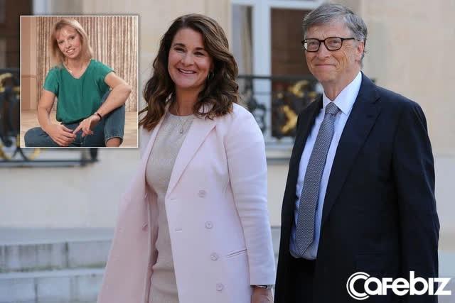 Tiết lộ gây sốc về cuộc hôn nhân của Bill Gates: Xin phép người yêu cũ để cưới Melinda, thỏa thuận sau kết hôn ông được đi nghỉ 1 tuần/năm với người tình - Ảnh 1.