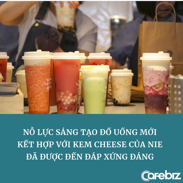 'Soái ca' trượt đại học, bán trà sữa kem cheese: 30 tuổi có 600 triệu USD, sở hữu 450 cửa hàng lớn nhỏ - Ảnh 2.