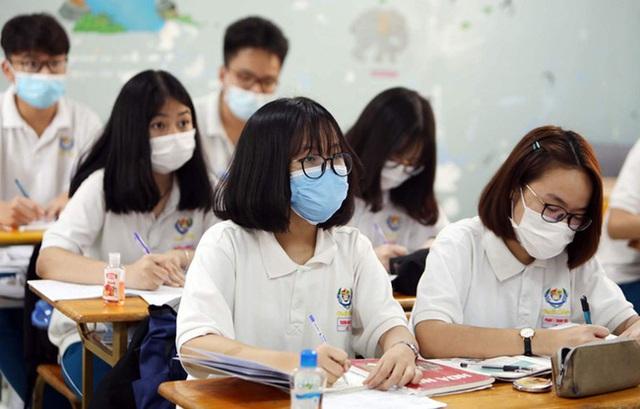Cập nhật ngày 6/5: 16 tỉnh thành cho học sinh nghỉ học để tránh dịch, có tỉnh gửi thông báo hỏa tốc trong đêm - Ảnh 1.