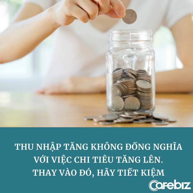 [Bài 8/5] Bài học tiền bạc quan trọng mà không trường lớp nào dạy bạn: Một xu tiết kiệm là một xu kiếm được! - Ảnh 1.