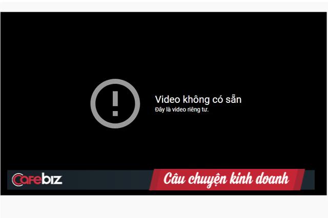 """Chủ kênh YouTube GoGo TV lại đăng Video gửi đại diện VinFast"""" nhưng ẩn ngay sau 1 tiếng - Ảnh 2."""