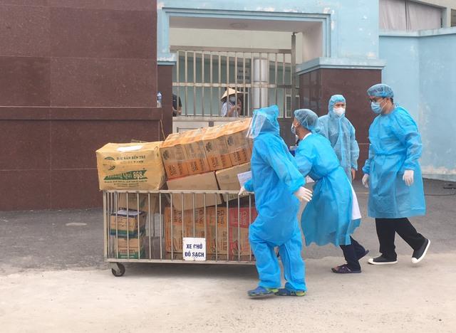 [Chùm ảnh]: Bệnh viện K - cơ sở Tân Triều, Hà Nội sau khi bị phong toả và cách ly - Ảnh 8.