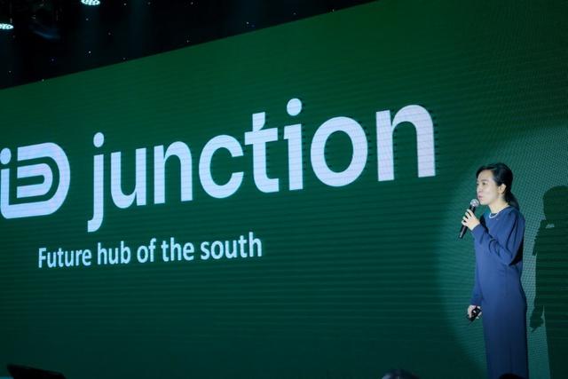Ra mắt dự án ID Junction - giao điểm thương mại miền nam - Ảnh 1.