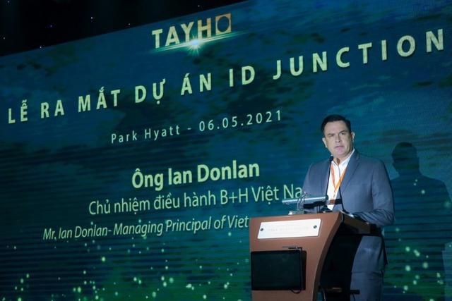 Ra mắt dự án ID Junction - giao điểm thương mại miền nam - Ảnh 2.