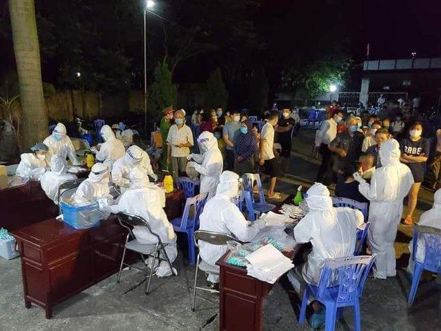 Bắc Ninh: Tổng 89 ca mắc COVID-19, riêng Thuận Thành 77 ca  - Ảnh 1.