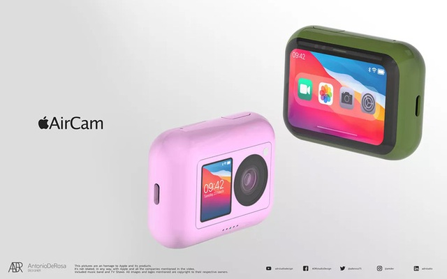 Nếu Apple làm action cam để đấu GoPro thì sẽ ra sao? - Ảnh 1.