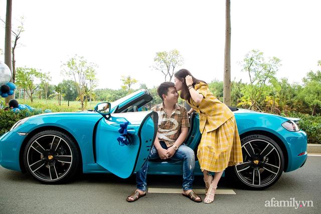 Chồng mua xe 6 tỷ tặng vợ hút 42 nghìn like MXH và câu chuyện đằng sau cực ngầu - Ảnh 3.