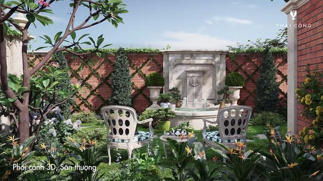 Thái Công tiếp tục vướng tranh cãi: Thiết kế biệt thự cồng kềnh đi mỏi chân, phòng tắm treo tận 8 đèn tường - Ảnh 16.