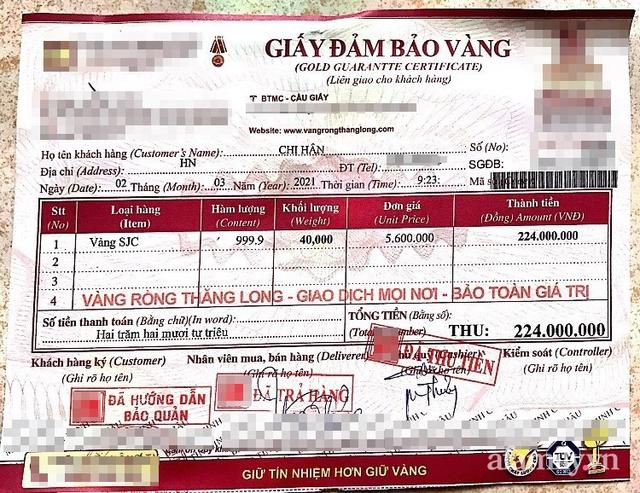 Mỗi tháng tiết kiệm ít nhất 1 chỉ vàng, mẹ ở Hà Nội sau gần 10 năm đã có 2 mảnh đất nền ưng ý - Ảnh 1.