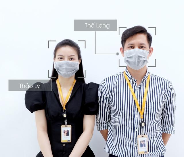 G-Group tặng 1.000 camera AI giám sát F0, F1 trong khu cách ly: Nhận dạng khuôn mặt cả khi đeo khẩu trang, chính xác đến 99,9% - Ảnh 3.
