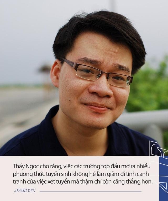 Một trường đại học ở Việt Nam công bố mức điểm trúng tuyển bằng ĐH Havard: Đầu vào chất thế này, bảo sao đầu ra không oách? - Ảnh 3.