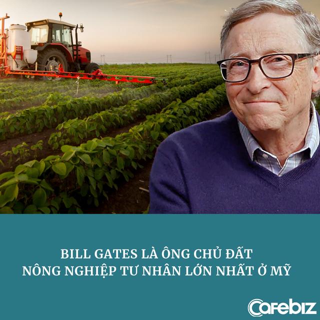 Khoai tây chiên của McDonald's được trồng trên những cánh đồng lớn đến mức có thể nhìn thấy từ không gian của Bill Gates - Ảnh 2.