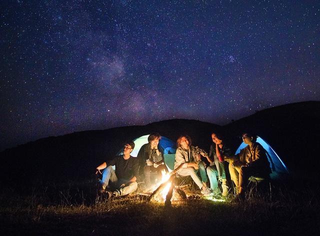 Những điểm cắm trại gần Sài Gòn cho ngày cuối tuần chill hết nấc, đợi hết dịch là lập tức lên đường!   - Ảnh 2.