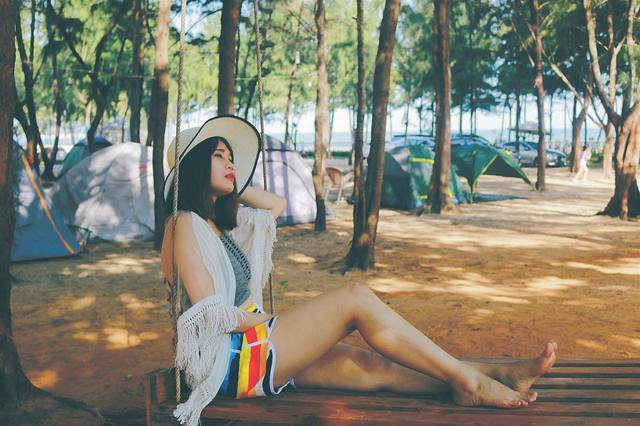 Những điểm cắm trại gần Sài Gòn cho ngày cuối tuần chill hết nấc, đợi hết dịch là lập tức lên đường!   - Ảnh 4.