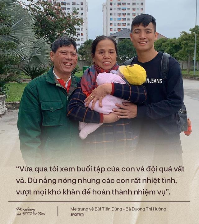 Bố mẹ cầu thủ tuyển Việt Nam: Thương các con vất vả, nhưng hãy vượt mọi khó khăn vì nhiệm vụ Tổ quốc - Ảnh 2.
